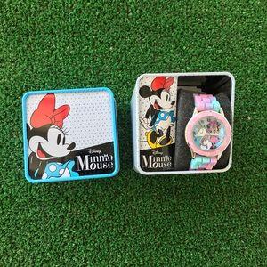 Minnie Mouse Unicorn Watch
